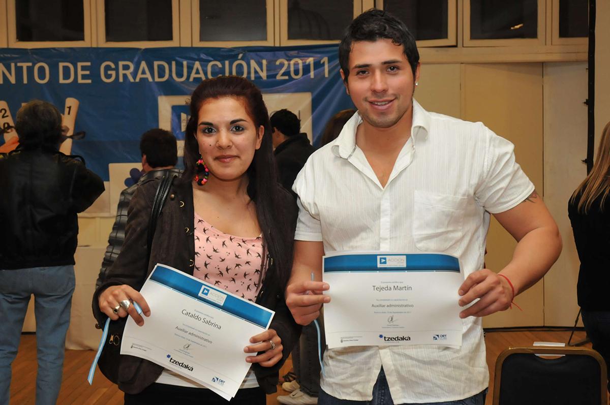 Acción Joven – Graduación 2011